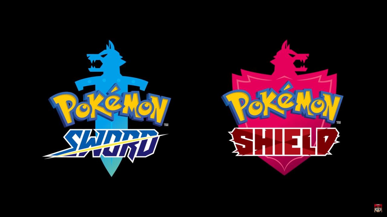 Nintendo: Pokémon Schwert und Pokémon Schild für Switch kommen