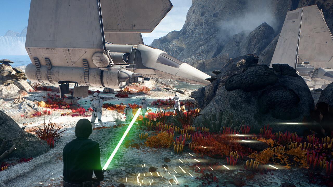 Star Wars Jedi: Fallen Order wird am 13. April erstmals gezeigt