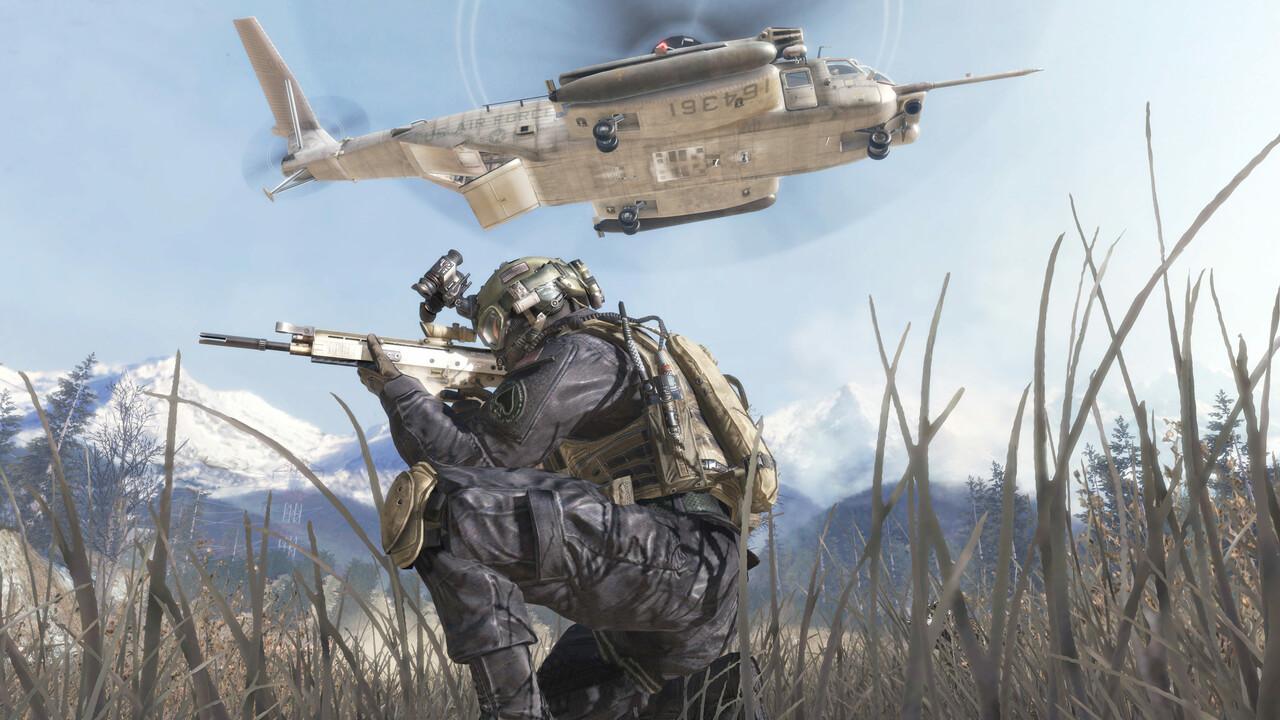 Modern Warfare 2: Nächstes Remaster von Call of Duty verrät sich