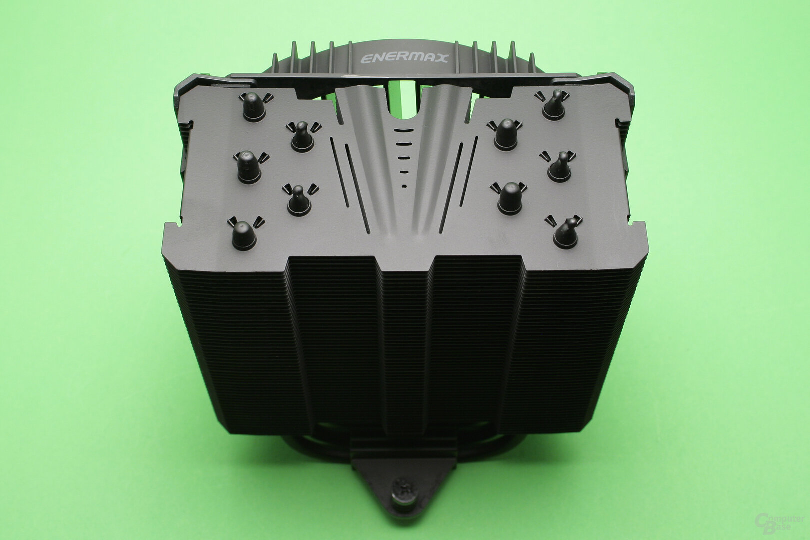 Enermax ETS-T50 Axe Silent Edition: Ansicht von oben