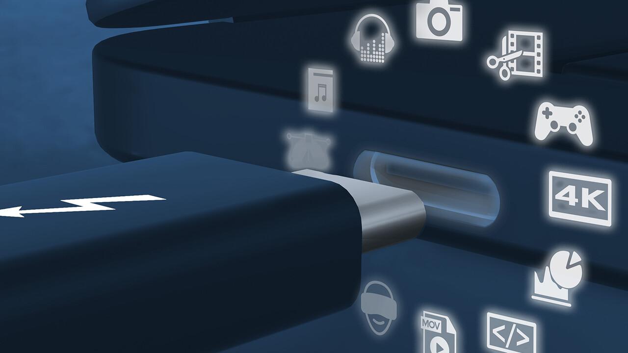 """Thunderbolt 3 2.0"": USB 4.0 bringt den Standard am USB-Typ-C-Stecker"