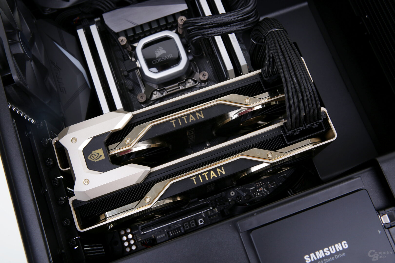 SLI mit zwei Titan RTX