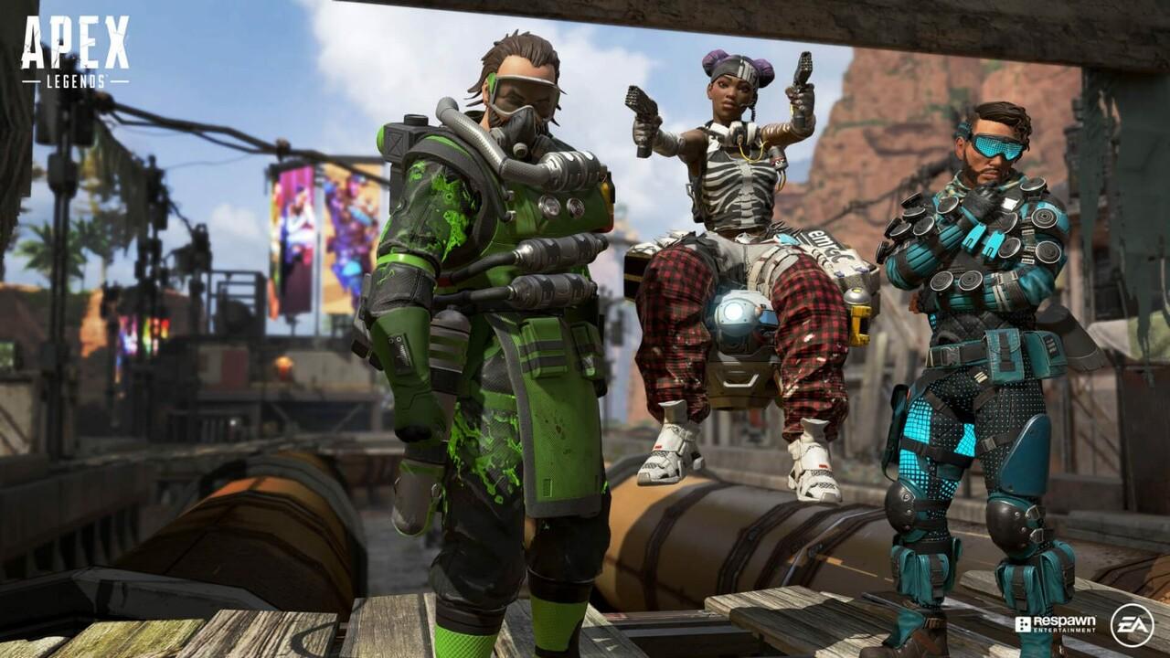 Battle Royale: Apex Legends erreicht 50 Mio. Spieler in 28 Tagen