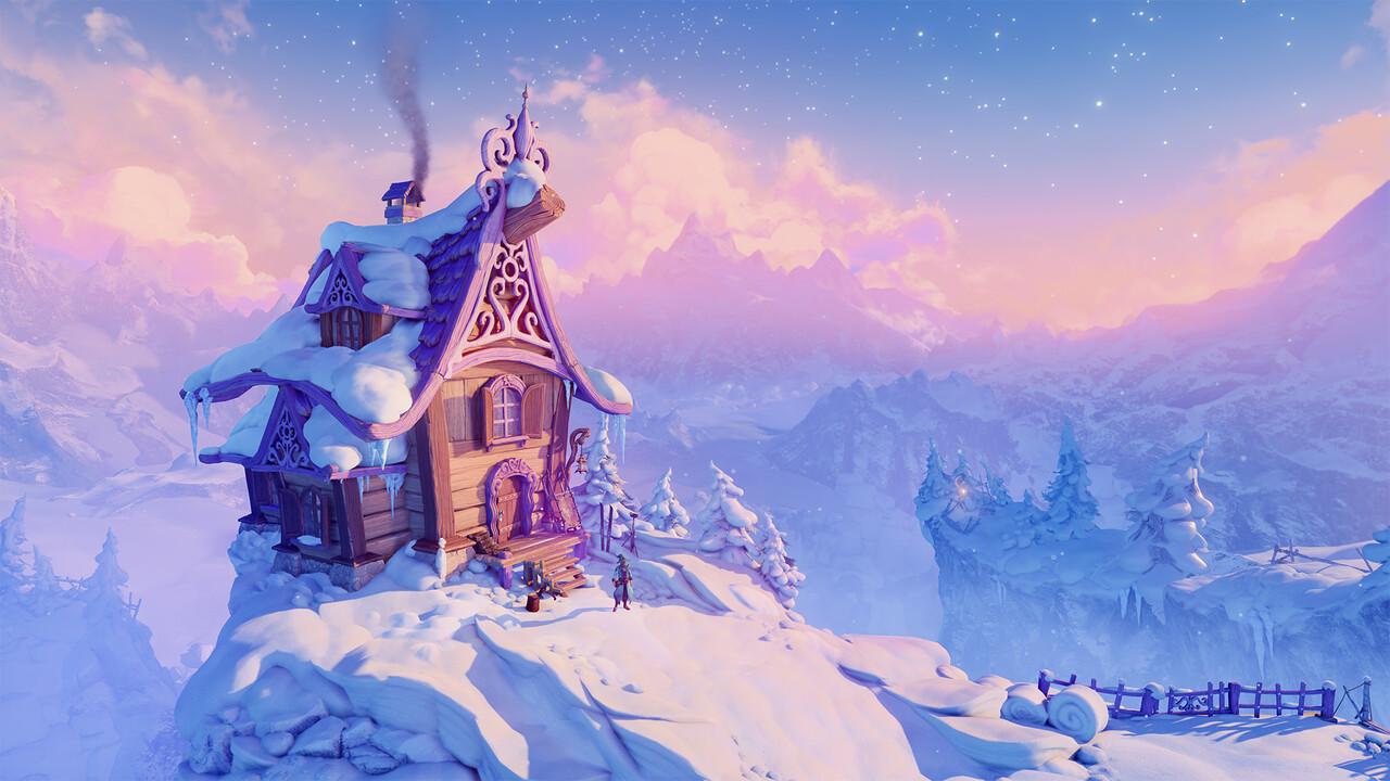 The Nightmare Prince: Trine 4 bietet im Herbst wieder 2,5D statt 3D