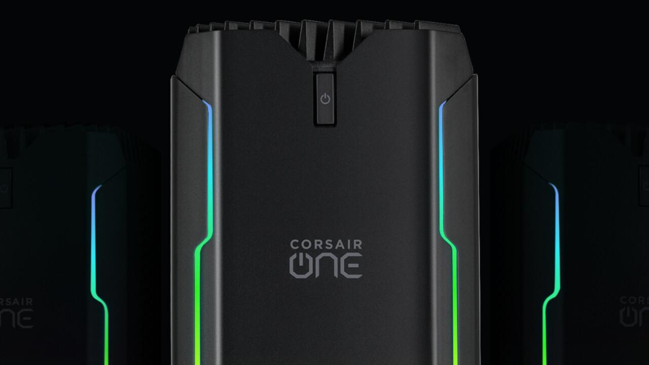 Corsair One i160 im Test: Der technisch perfekte Gaming-Turm für 4.000Euro