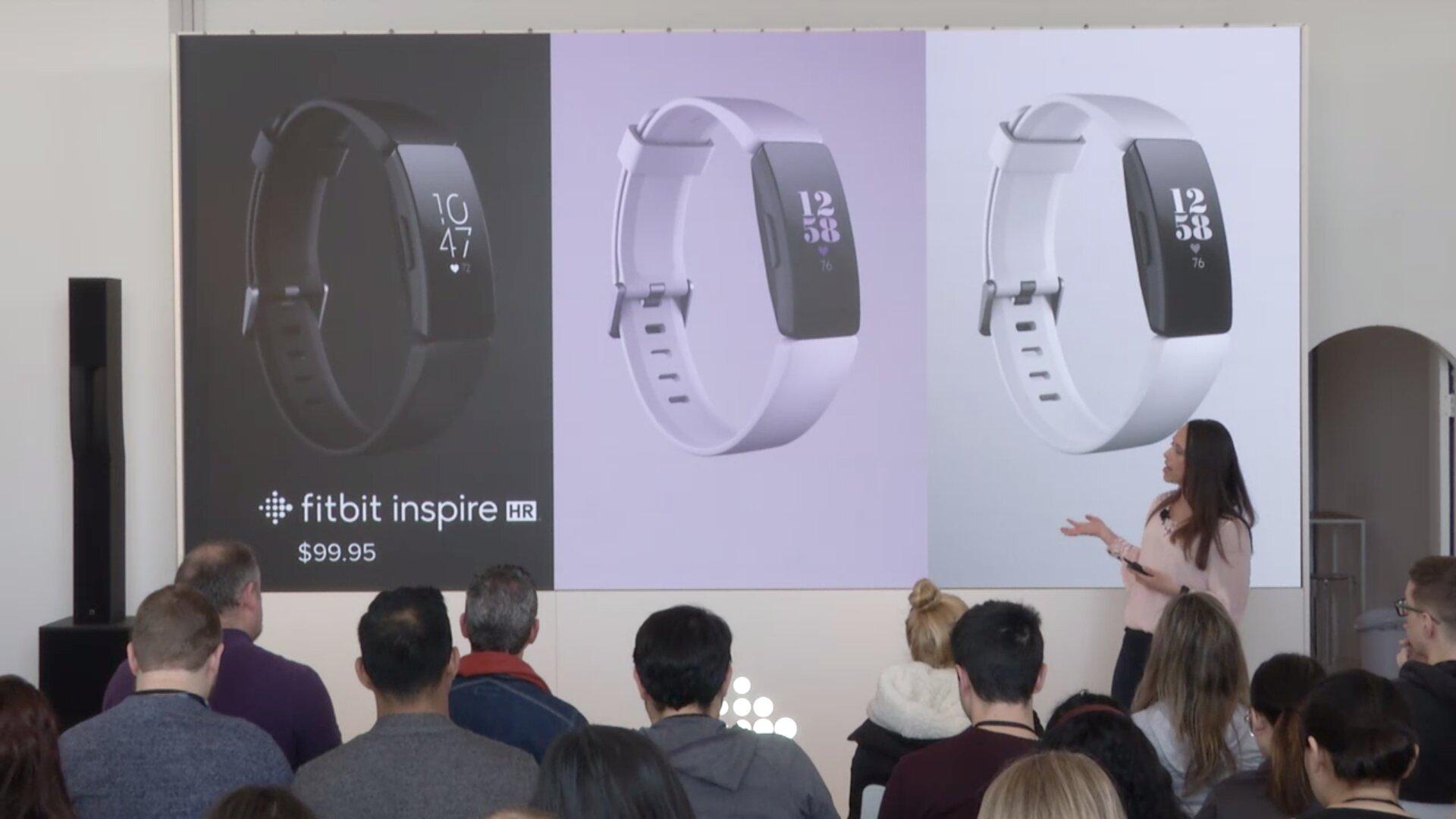 Fitbit Inspire und Inspire HR
