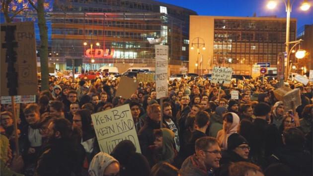 Artikel 13: Proteste gegen Vorverlegung der Abstimmung zeigen Erfolg
