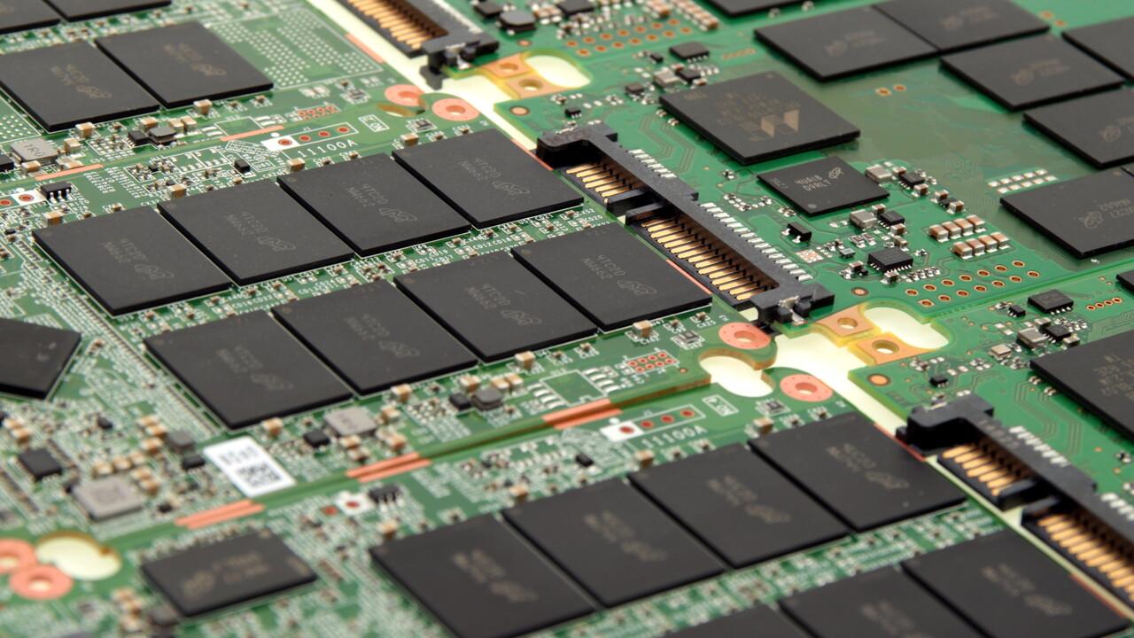 Speicher für SSDs: Steigende Ausbeute wird die Preise weiter drücken