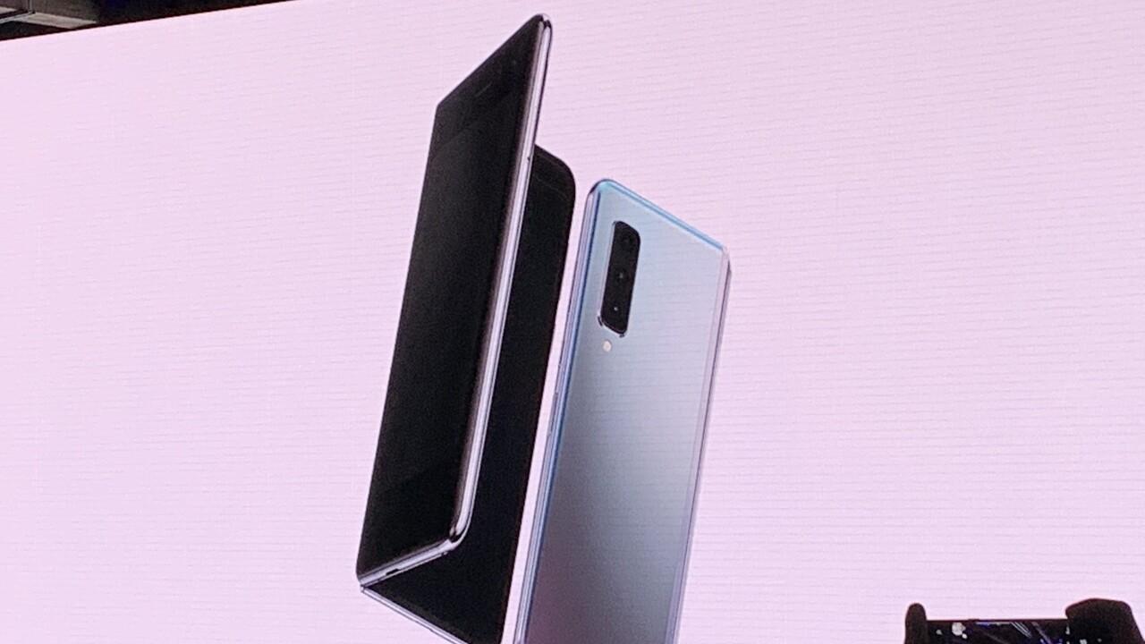 Samsung Falt-Smartphones: Zwei weitere geplant, eins im Stile des Motorola Razr