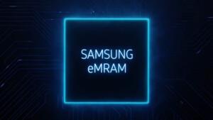 Samsung eMRAM: Serienfertigung des Nichtflüchtigen-Speichers gestartet