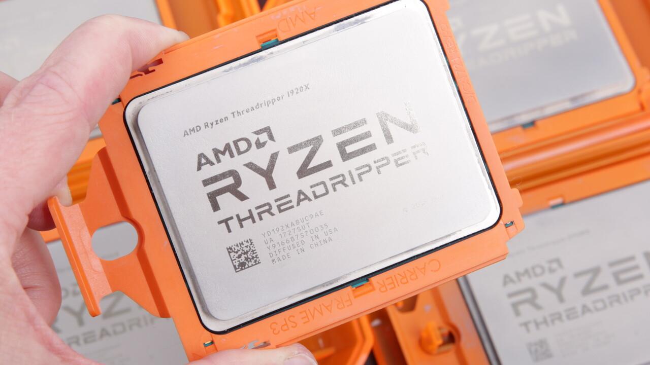 Neue Roadmap: AMD Threadripper 3000 erscheinen dieses Jahr