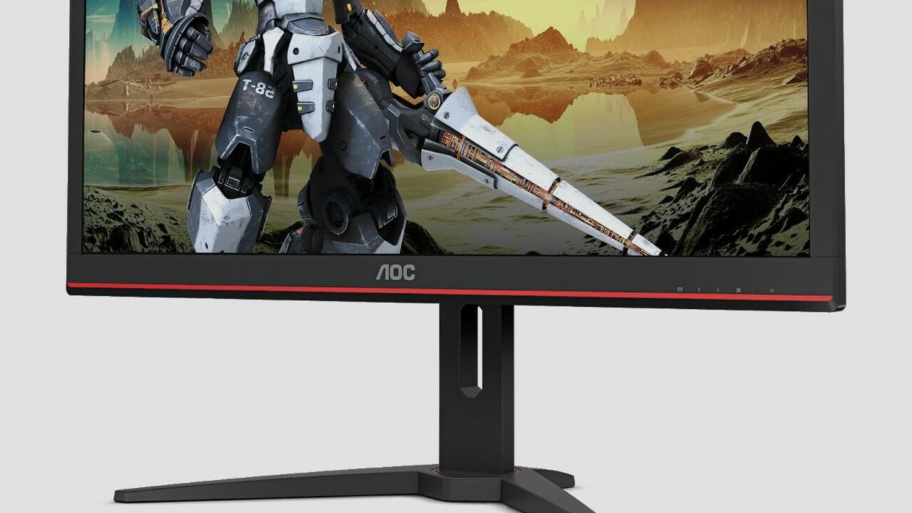 AOC G2868PQU: UHD-Monitor mit 157 ppi und TN-Panel für Spieler