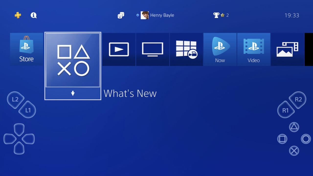 PlayStation 4: Firmware 6.50  bringt Remote Play für iOS-Geräte
