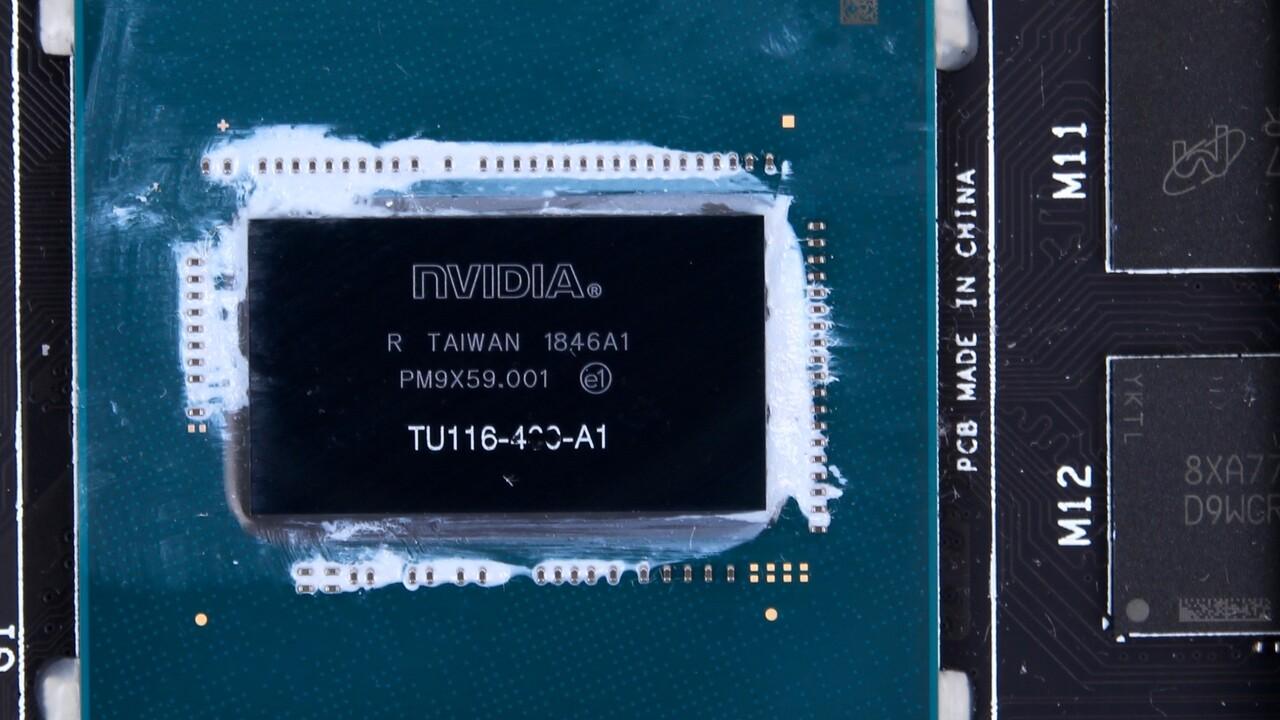 Nvidia Turing: GTX 1660 angeblich mit 1.408 Shadern, aber nur 192 GB/s