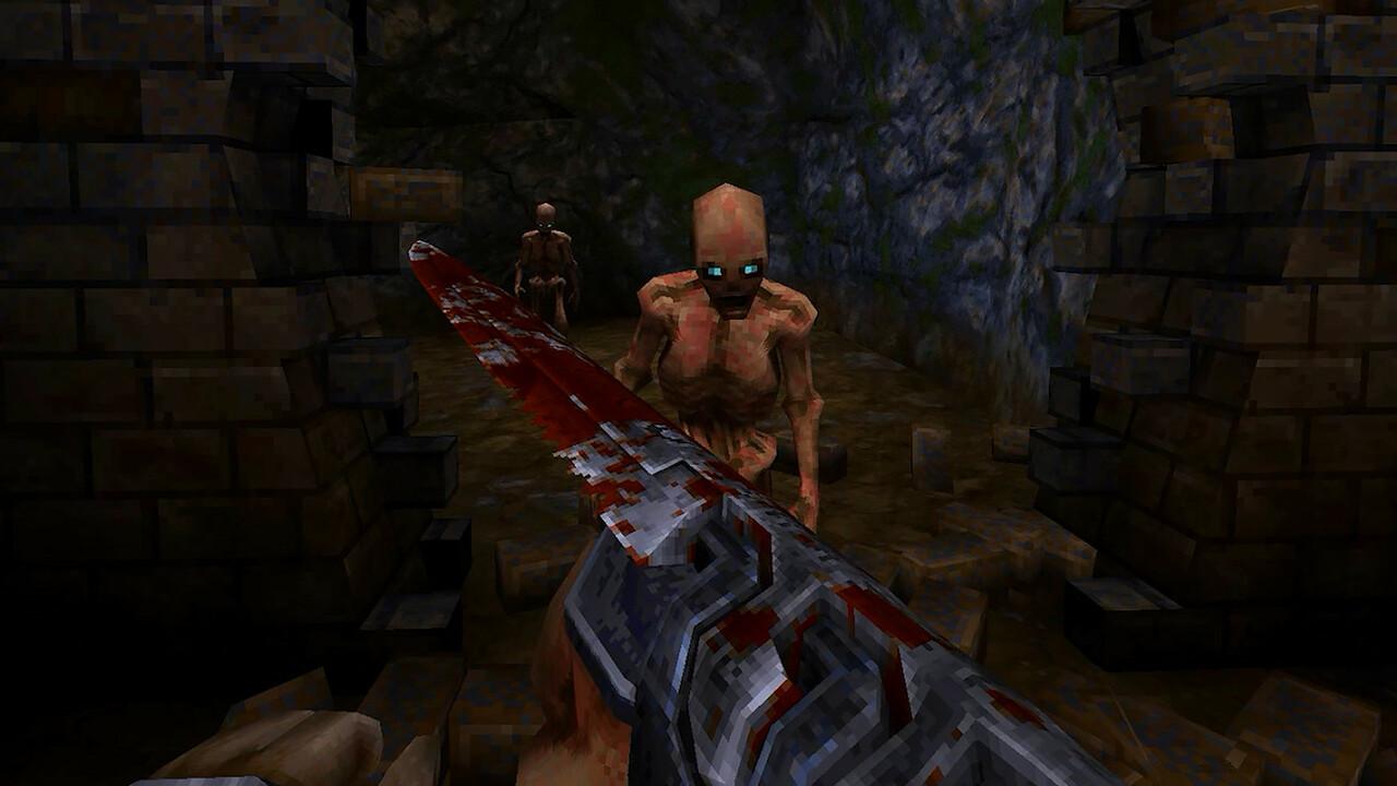 Wrath: Aeon of Ruin: 3D Realms bringt Retro-Shooter mit Quake-Engine