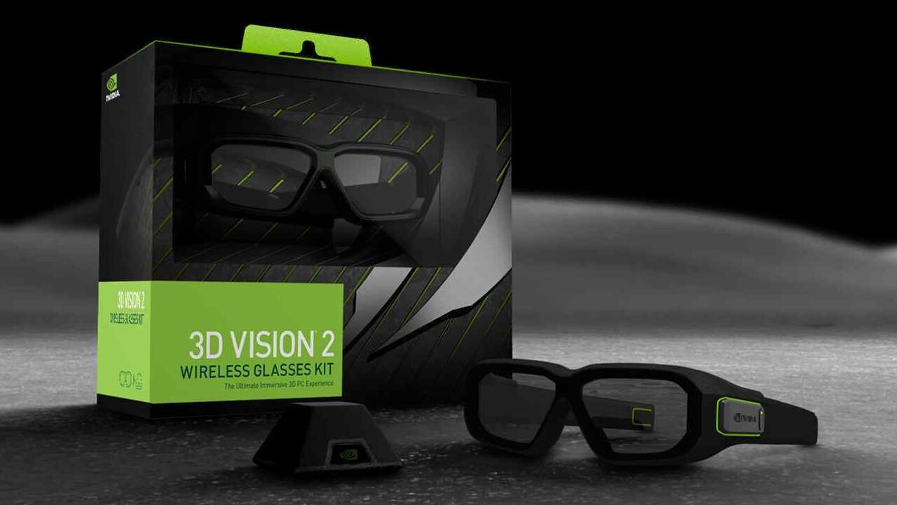 3D in Spielen: Nvidia streicht 3D Vision ab April aus dem Treiber