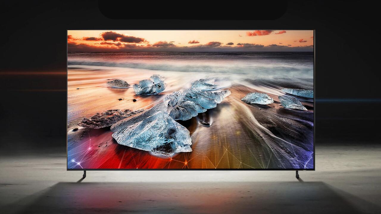 Samsung: 2019er 8K-Fernseher sind teils teurer und teils günstiger