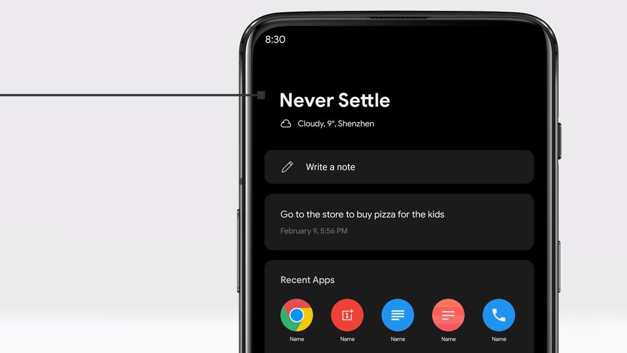 Community-Wettbewerb: OnePlus will OxygenOS optisch neu gestalten