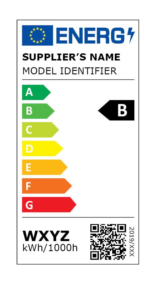 Energieeffizienzkennzeichnung für Lampen