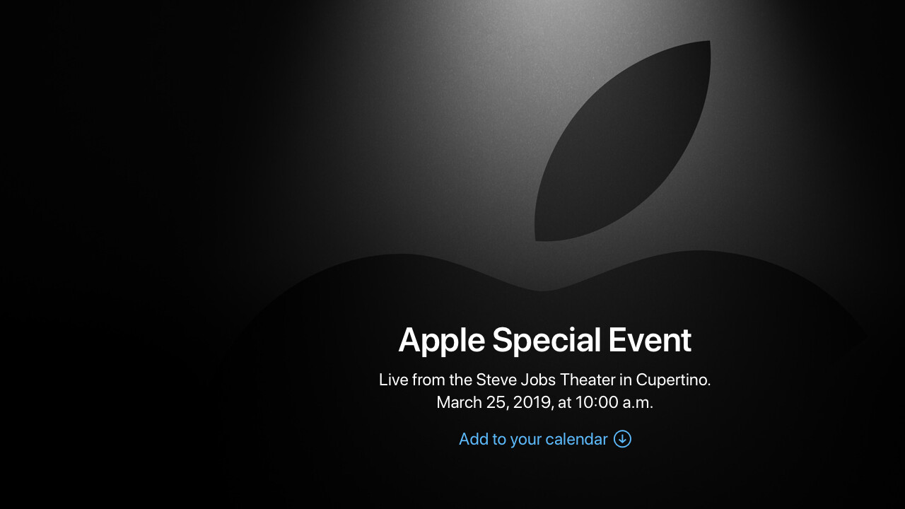 """It's show time"": Apple lädt zur Präsentation des Netflix-Konkurrenten"