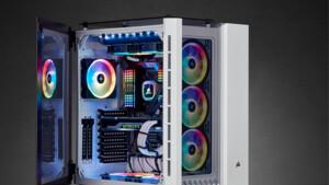 Crystal 680X & Carbide 678C: Corsair zeigt zwei neue Gehäuse mit und ohne Airflow