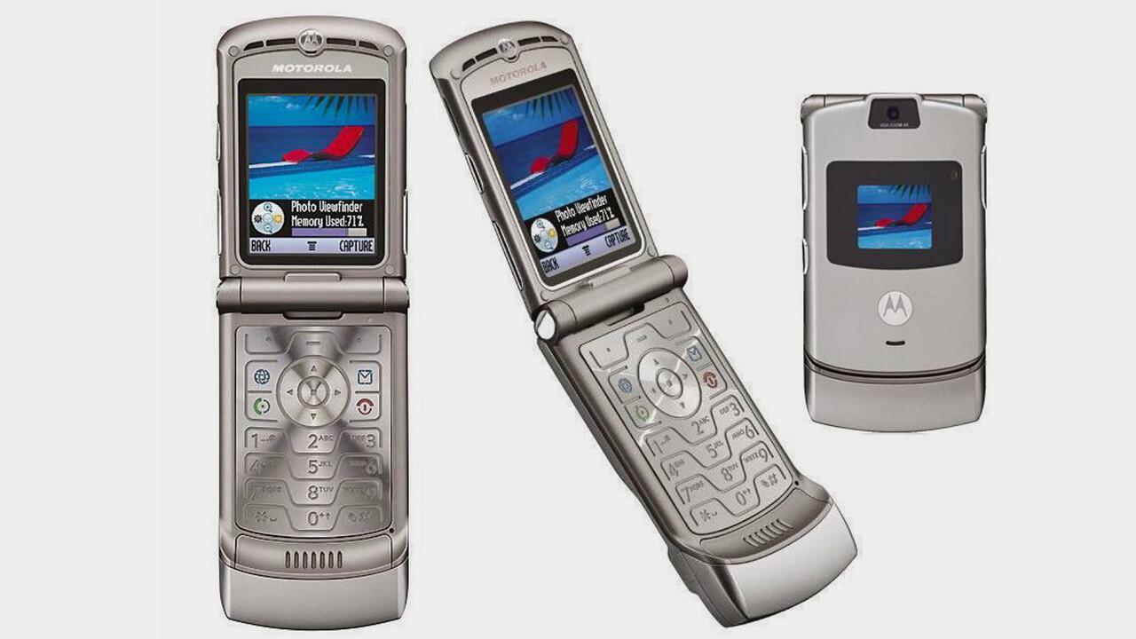 Motorola Razr: Details zur Technik des Faltdisplay-Smartphones