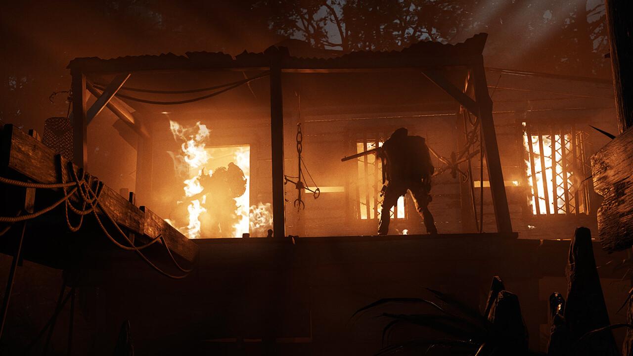Hunt: Showdown: Update 5.0 bringt mehr Feuer ins Crytek-Spiel