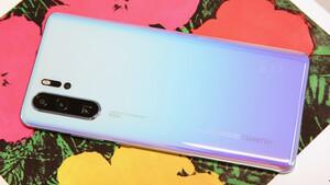 Huawei P30 Pro im Hands-On: Quad-Kamera mit Periskop-Zoom trifft auf fesche Farben