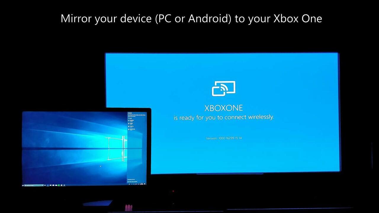 Xbox One: Spielen von PC-Titeln auf der Konsole durch App möglich