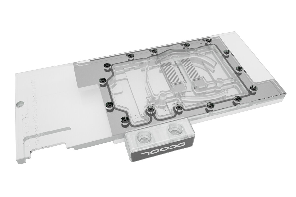 Alphacool Eisblock GPX-A Radeon VII M01 Plexi