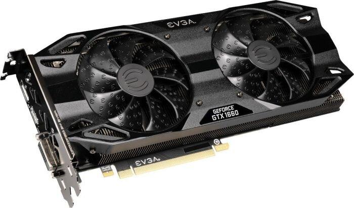 EVGA GeForce GTX 1660 XC Ultr