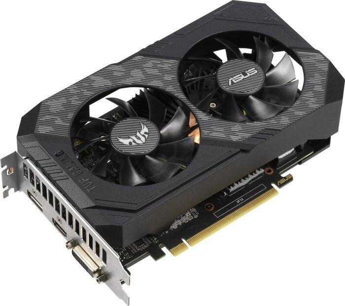 Asus TUF GeForce GTX 1660 OC