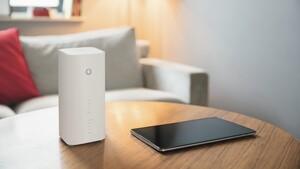 Festnetz-Alternative: Neuer Vodafone GigaCube schafft 500Mbit/s im LTE-Netz