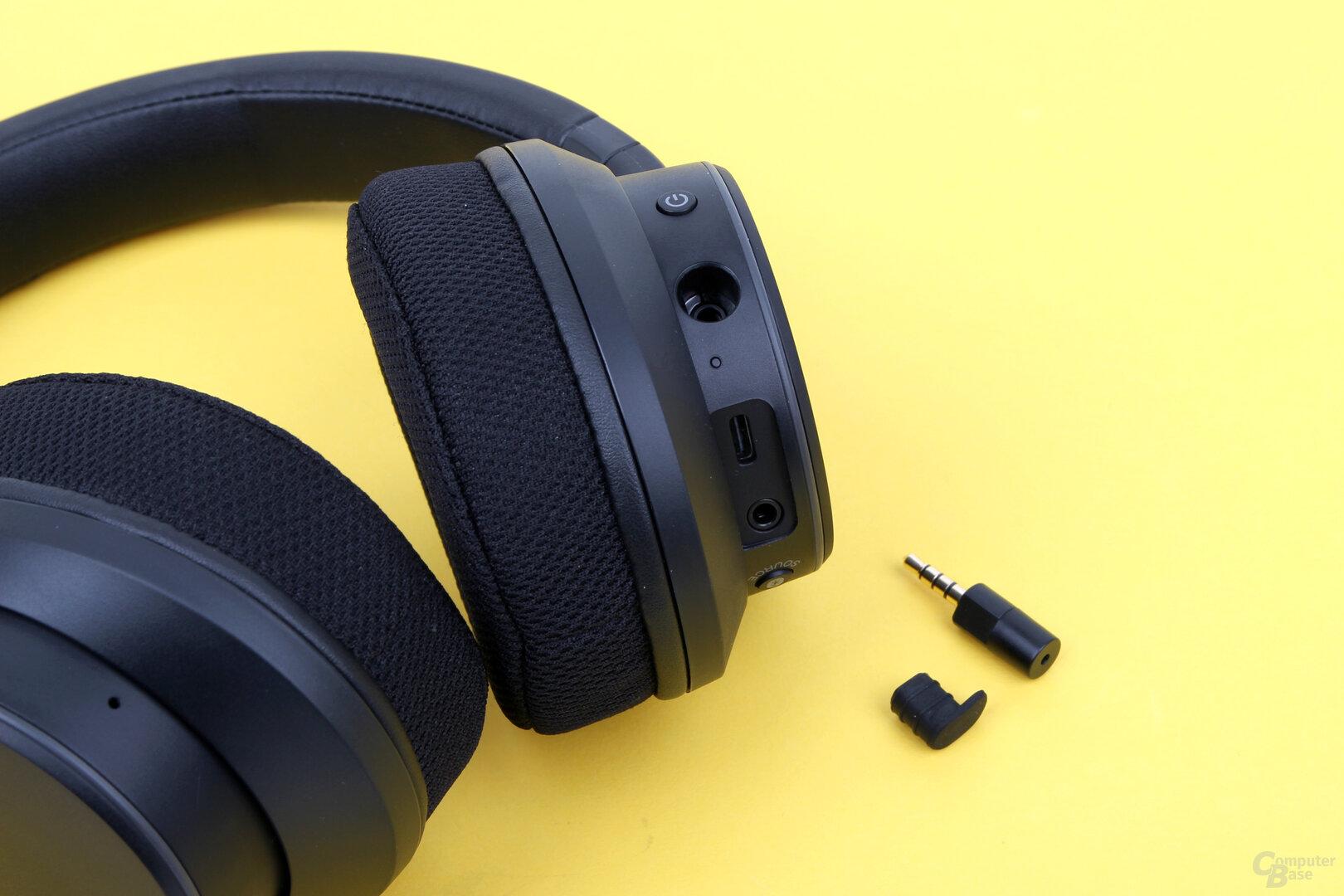 Creative SXFI Air – Herausnehmbares Mikrofon