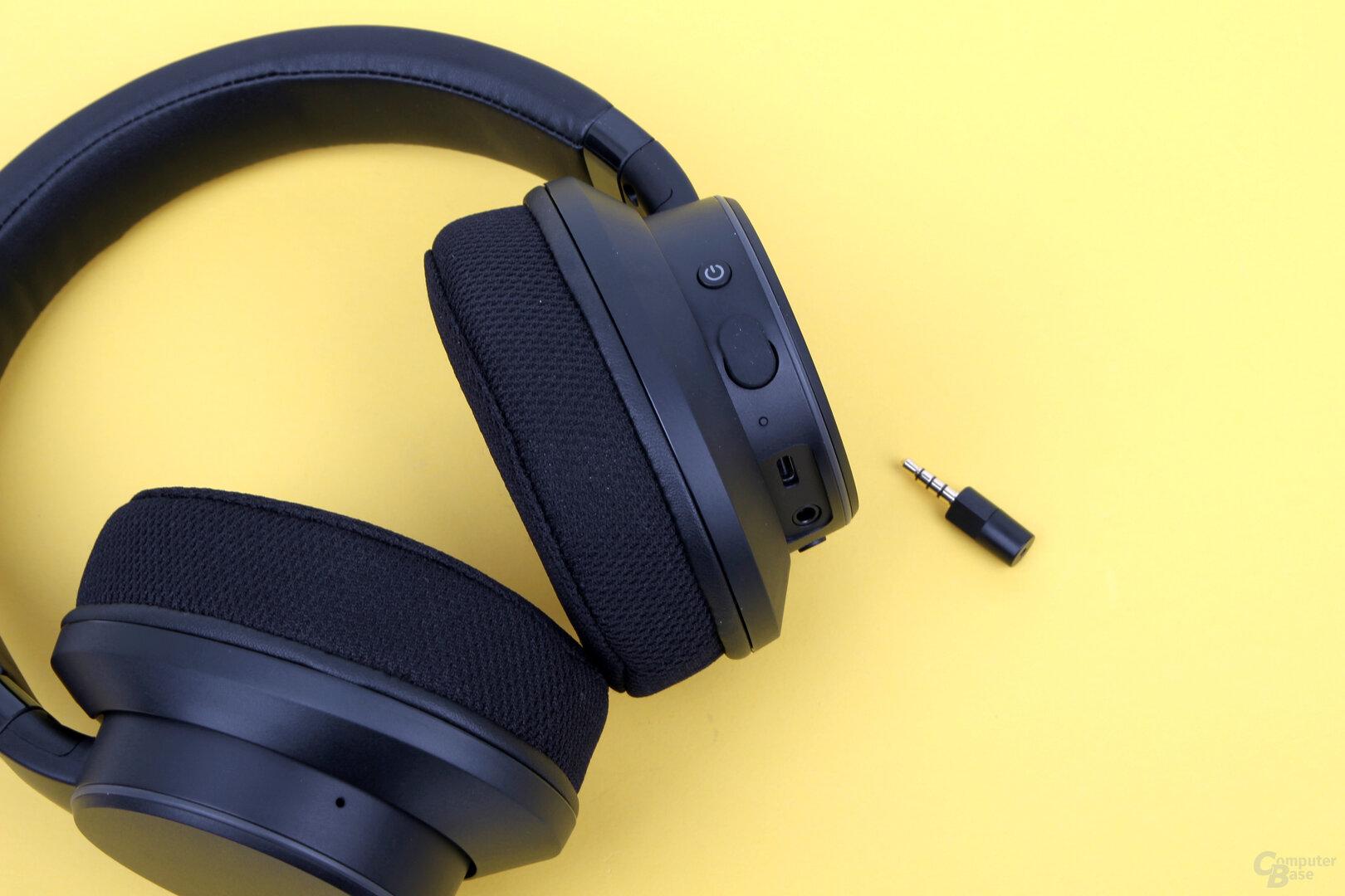 Creative SXFI Air – Schutzkappe für den Mikrofoneingang