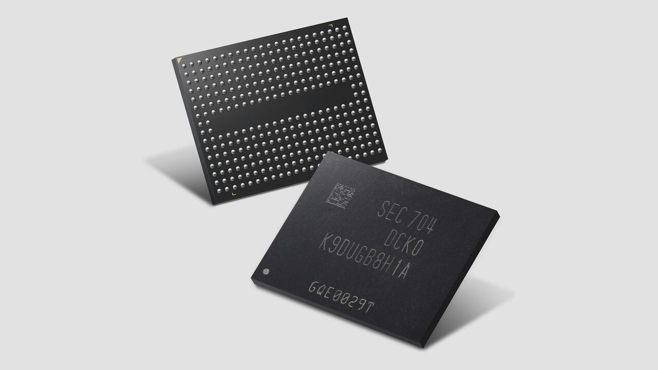 ISSCC-Nachlese: Samsung V-NAND V6 versus Toshiba/WD BiCS5