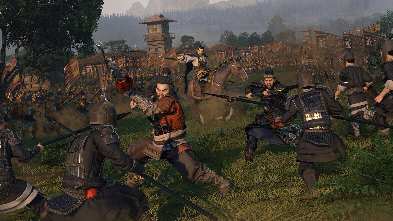 Total War: Three Kingdoms: Systemanforderungen reichen von Core 2 Duo bis i7-8700K