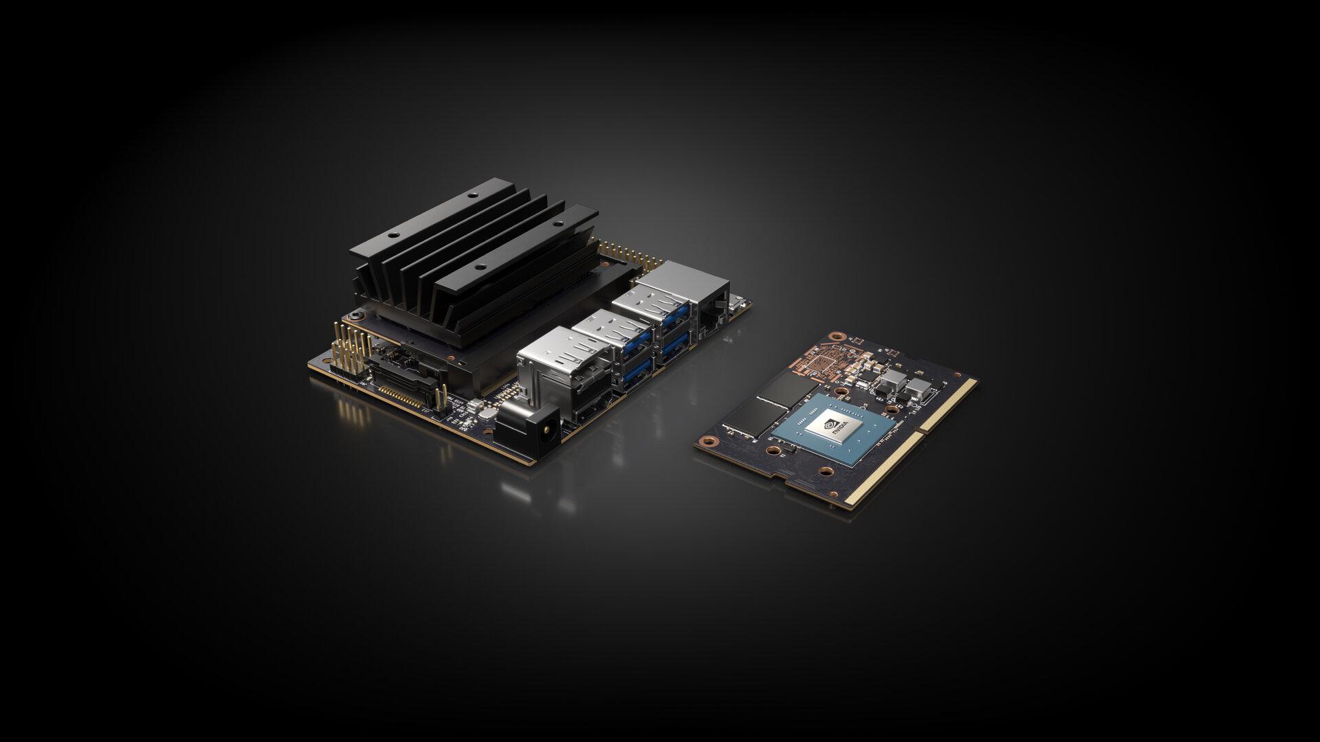 Nvidia Jetson Nano Developer Kit und Module