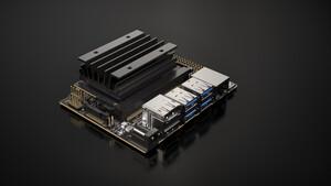 Developer Kit: Nvidia Jetson Nano ist deutlich kleiner und günstiger