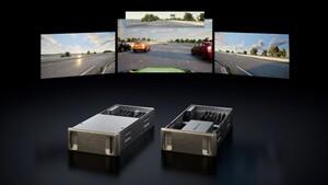 Autonomes Fahren: Toyota will mit Nvidias Hilfe Leben retten