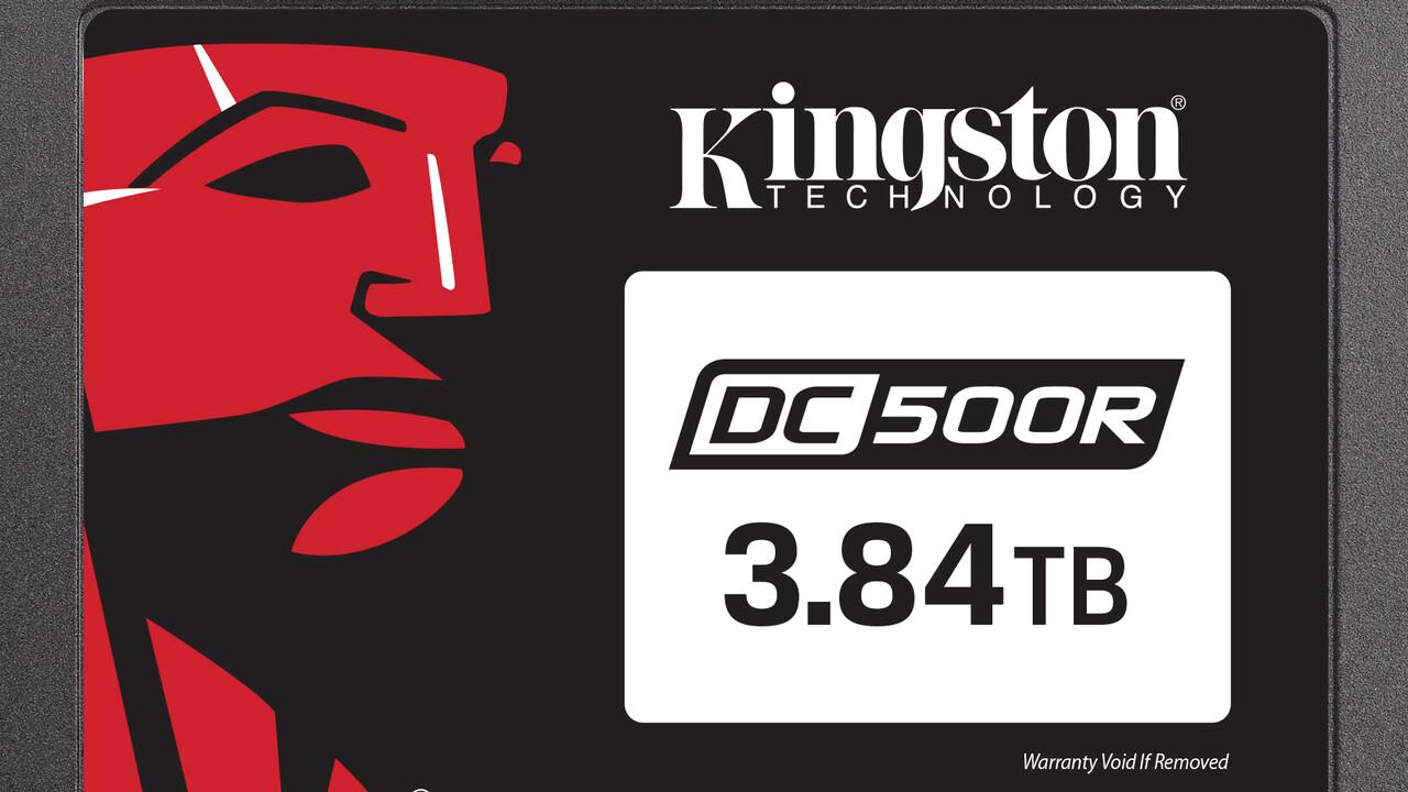 DC500R & DC500M: Kingston bringt SSD-Duo fürs Rechenzentrum