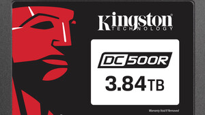 DC500R & DC500M: Kingston bringt SSD-Duo fürs Rechenzentrum