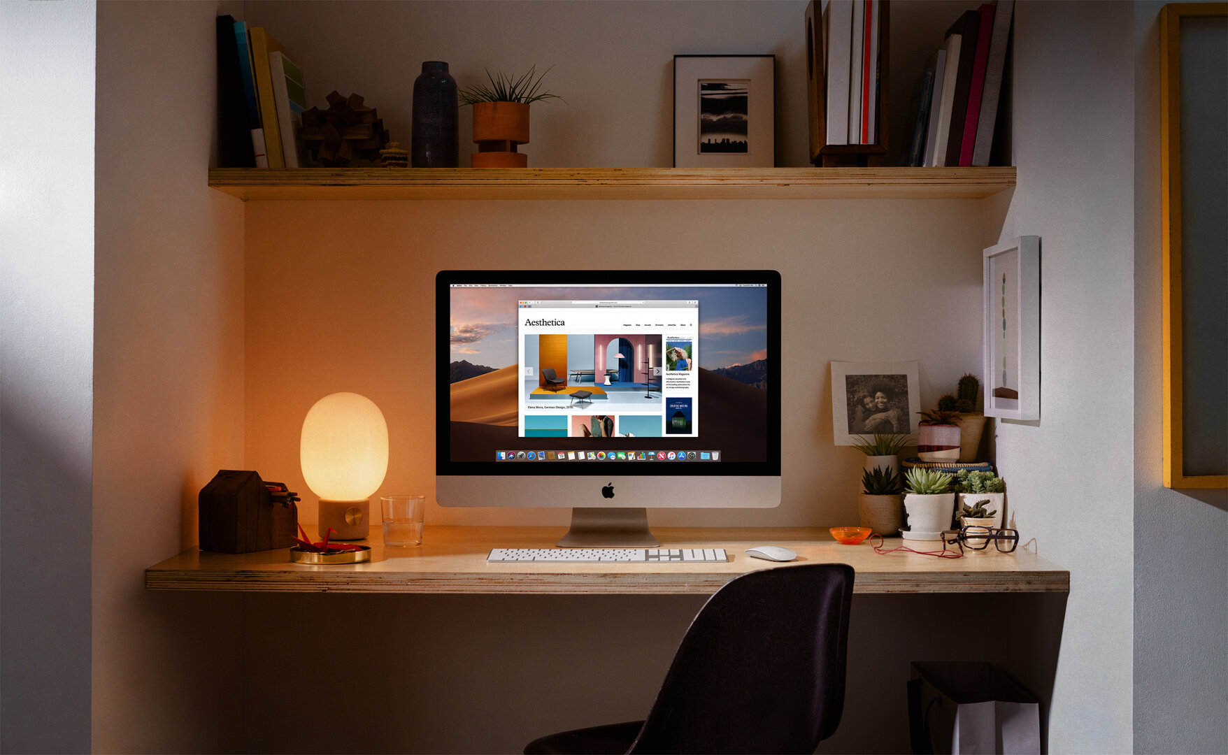 Neue Apple iMac (2019)