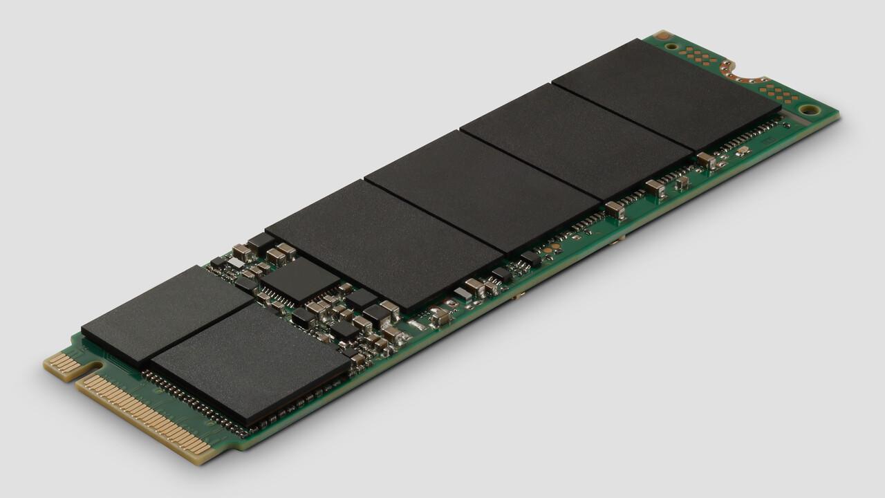 NVMe-SSD: Micron 2200 erstmals mit eigenem Controller