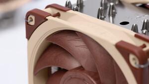 7 Heatpipes & 2 Lüfter: Noctua stellt neuen Prozessorkühler NH-U12A vor