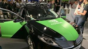 Autonomes Fahren: Als nächstes will Nvidia in die Stadt
