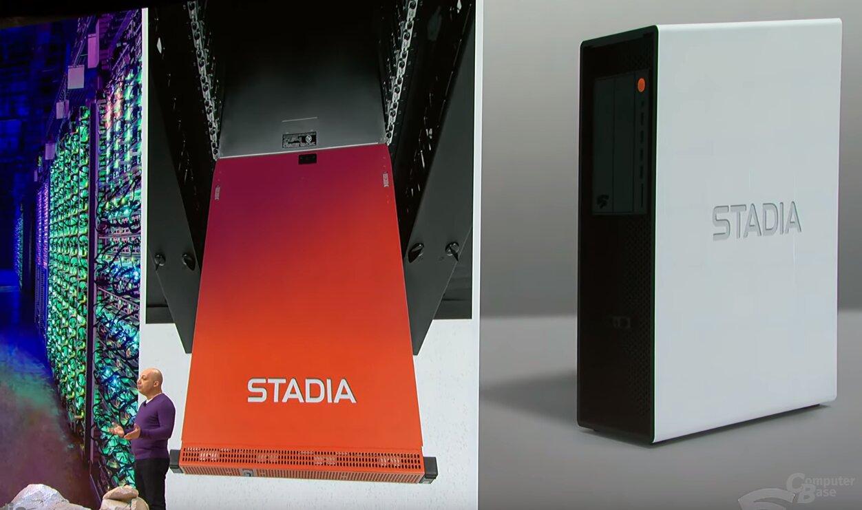 Stadia-Server