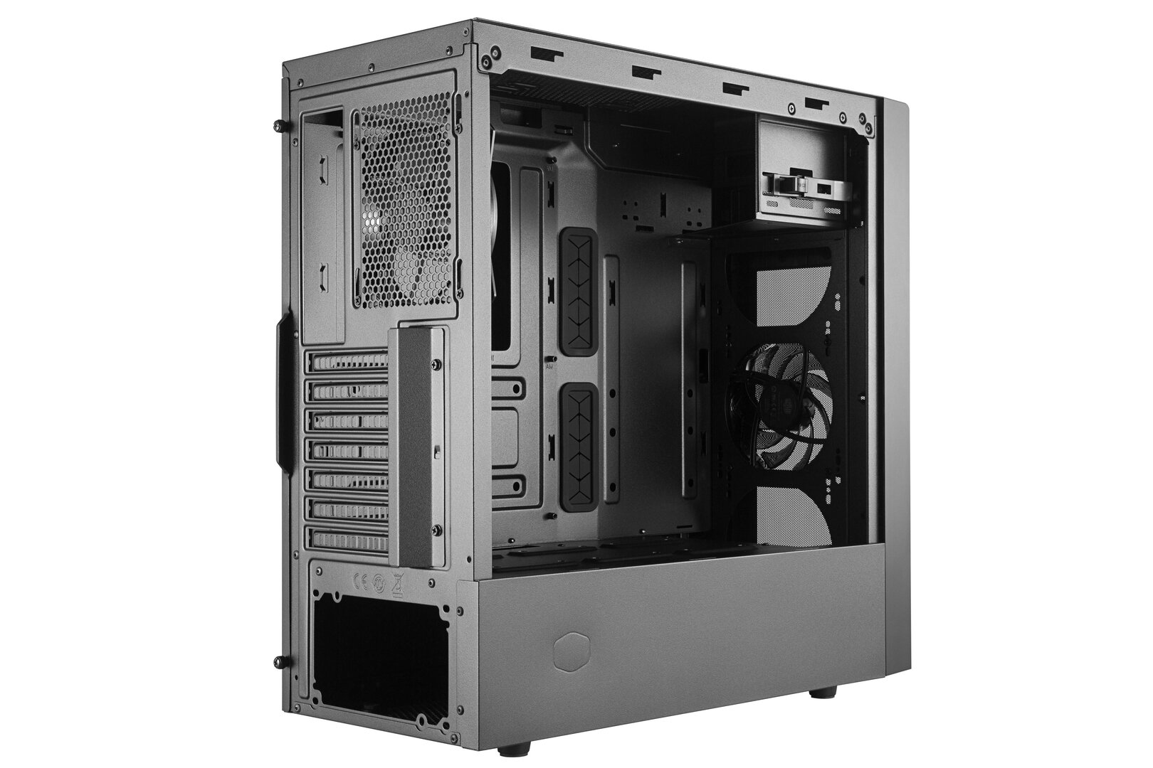 Cooler Master NR600 ODD
