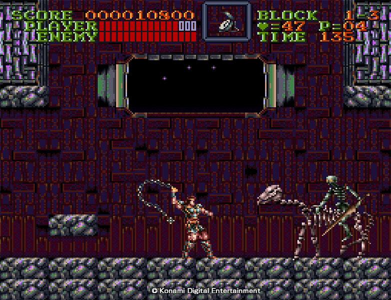 Super Castlevania IV (1992)