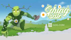 Spring Sale: GOG mit Frühlingsangeboten für über 600 Spiele